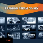 G2Aで、5 RANDOM STEAM CD-KEYを買ってみた結果